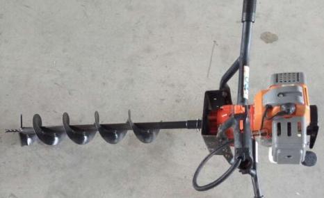 神工3WT-150挖坑机