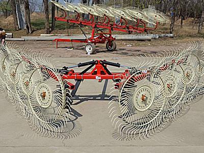 斯革賽勒9LZ-5.6指輪式摟草機