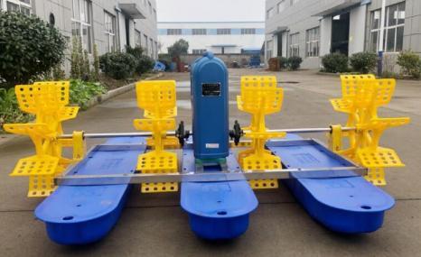 杰达YC-1.5水车式增氧机