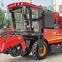 英虎4YZB-3D玉米收獲機