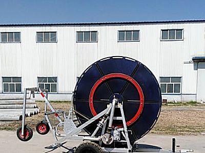 吉林禾潤8PJ75/400絞盤式噴灌機