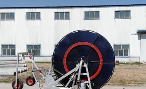 吉林禾润8PJ75/400绞盘式喷灌机