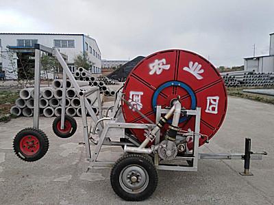 吉林禾潤8PJ65/350絞盤式噴灌機