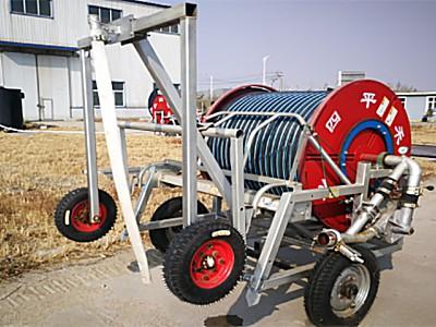 吉林禾潤8PJ50/300絞盤式噴灌機
