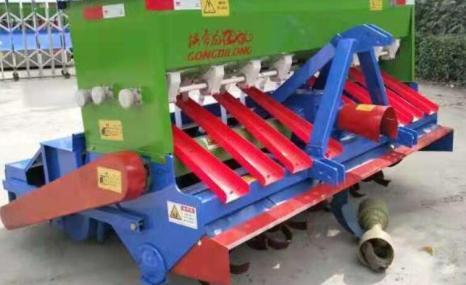 農豐2BFG-13旋耕施肥播種機