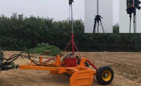 保定卓恒12PJ-300农用激光平地机