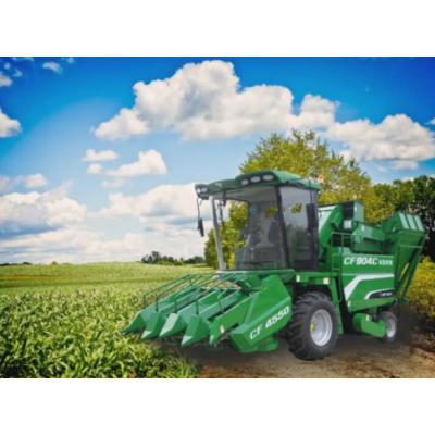 常發CF904C玉米收獲機