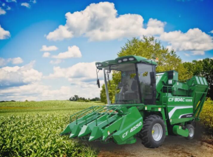 常發CF904C玉米收獲機械