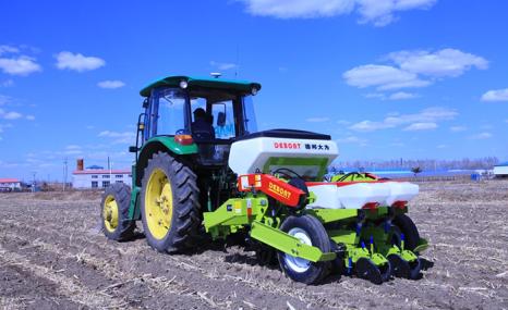 DEBONT(德邦大為)1005系列高性能牽引式免耕精量播種機