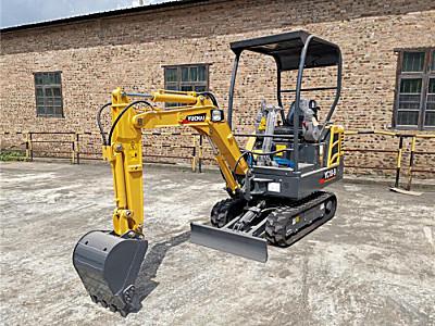 玉柴重工YC18-9農用挖掘機