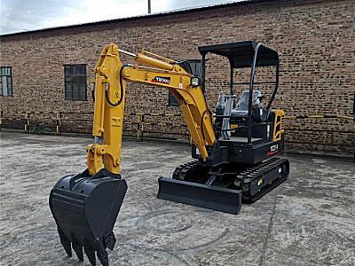玉柴重工YC22-9農用挖掘機