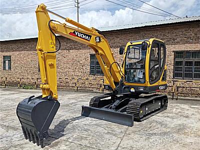 玉柴重工YC60-9農用挖掘機