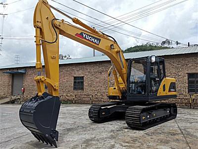 玉柴重工YC135-9農用挖掘機