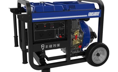 丰疆智能D8500XE柴油发电机组