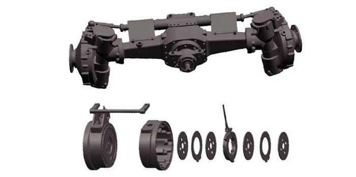 常發CFC700-X輪式拖拉機