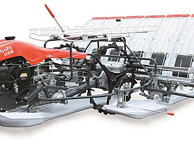 久保田2ZS-6E(KW6)手扶式插秧机