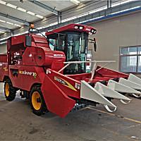 新农发4YZP-4C玉米收获机
