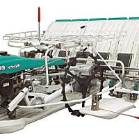 久保田2ZS-6(SPW-68C)手扶式水稻插秧機