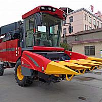 天人4YZ-4S1(4-630)玉米收获机