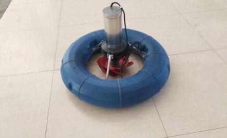 沃能达YYL-1.5B曝气涌浪式增氧机