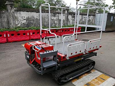 弘科3PLZJ-350履帶自走剪叉式果園作業平臺