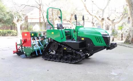 浙江四方1GLZ-200多用途履带自走式耕作机