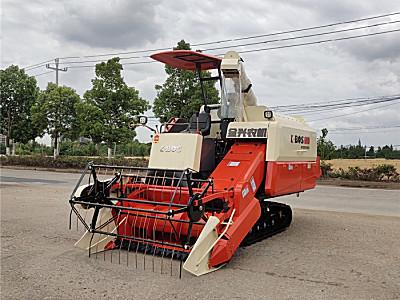 金兴金阳豹4LZ-3.0Z双滚筒联合收割机