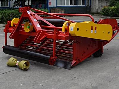 豪丰4HW-230花生挖掘机
