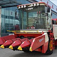 豪豐4YZL-4A玉米收割機