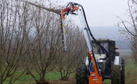 濰坊拓普ORP6+4立式果樹圓盤鋸修剪機