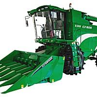 常發CF808自走式玉米收獲機