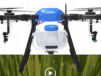 嘉谷JZ10农业植保无人机