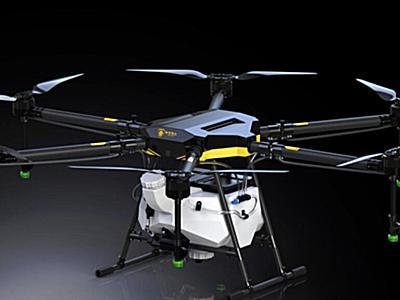 神州明達BQX-6A20六旋翼植保無人機