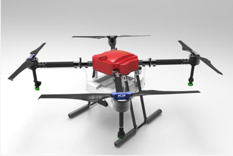 神州明达BQX-4A10四旋翼植保无人机