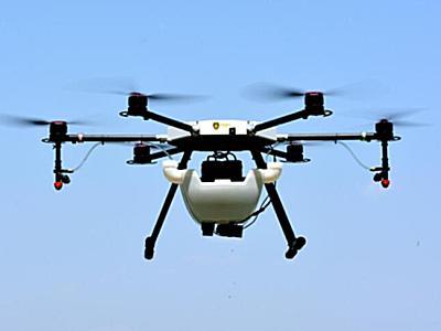 神州明達BQX-6A10六旋翼植保無人機