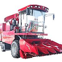 勇猛4YZ-4EX玉米收割机