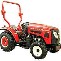 黃海金馬YCX404D/504D輪式拖拉機
