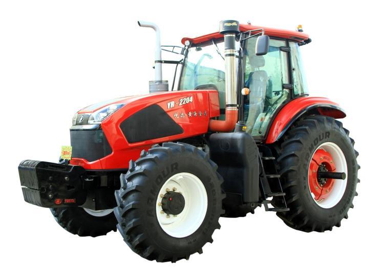 黃海金馬YR2204輪式拖拉機