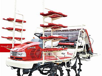 沃得骁龙2ZGF-8F高速乘坐式插秧机