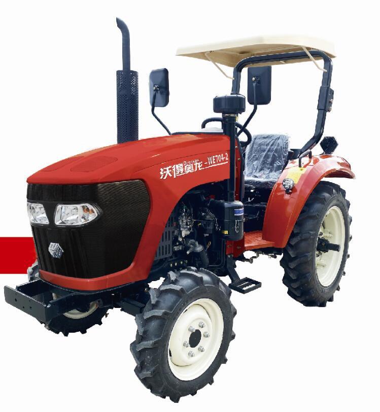 沃得奥龙WE704-2轮式拖拉机