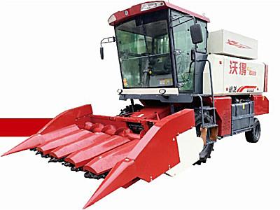 沃得4YLZ-5玉米籽粒联合收获机