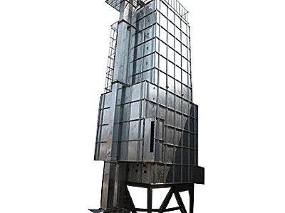 豫乾HDX-22循環式谷物烘干機