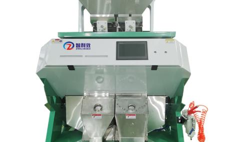 智利效ZLX128-2杂粮色选机