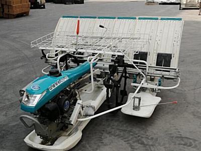 玖顺2ZS-630手扶式插秧机