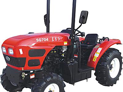 東方紅SG704果園型輪式拖拉機