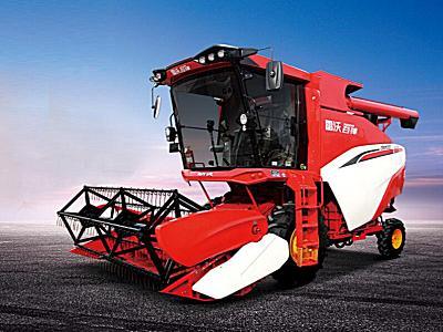 雷沃谷神GM100(4LZ-10M6)縱軸流輪式谷物收獲機