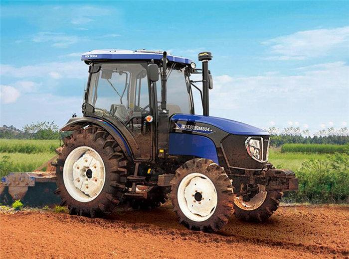 雷沃歐豹M804-B輪式拖拉機