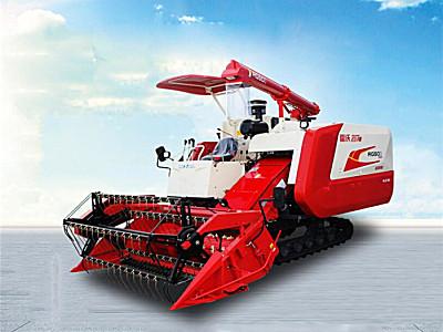 雷沃谷神RG50(4LZ-5G)超越版水稻收割機