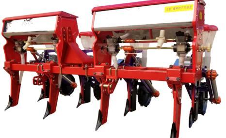雙永2BJFD/S-4型精量施肥播種機