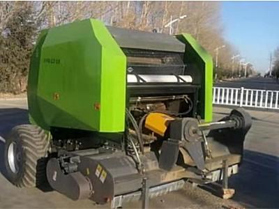 農墾巨豐9YQ-2300圓草捆打捆機
